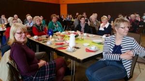 ASF-Frauenfrühstück in Niestetal
