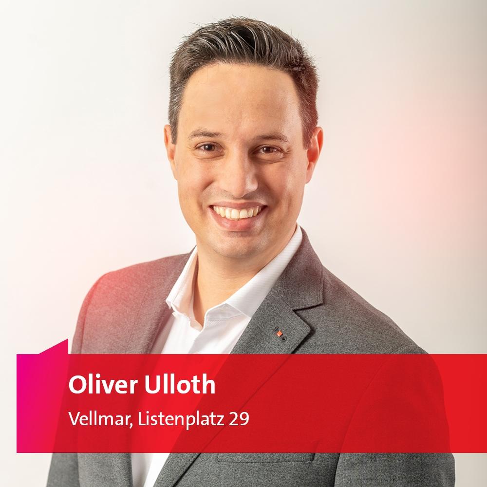 Oliver Ulloth