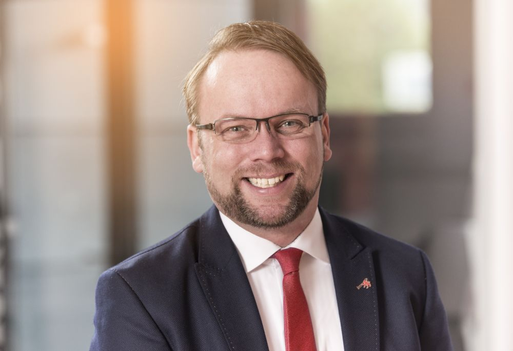 Timon Gremmels SPD