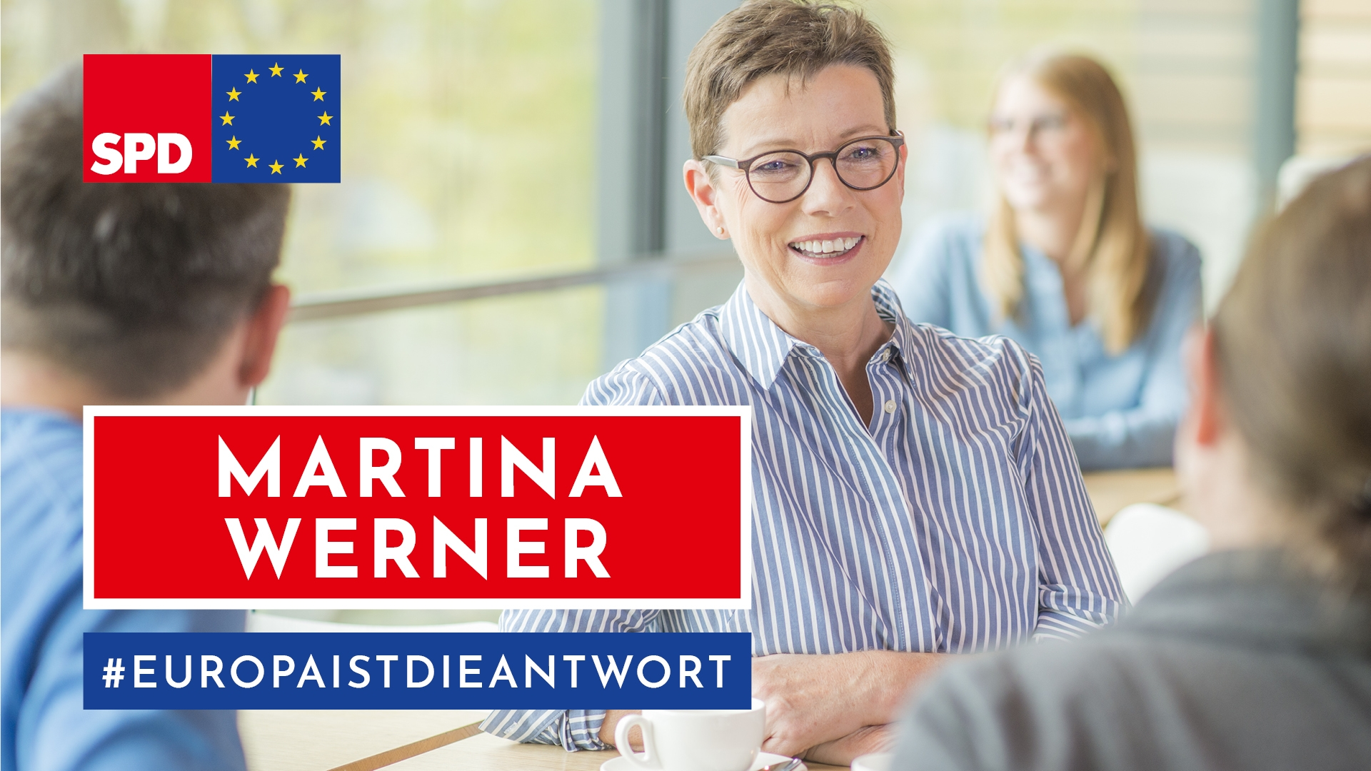Europawahl am 26. Mai 2019