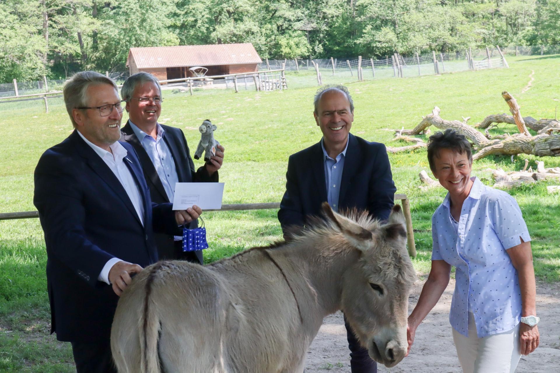 SPD Kreistagsfraktion spendet Aufwandsentschädigung