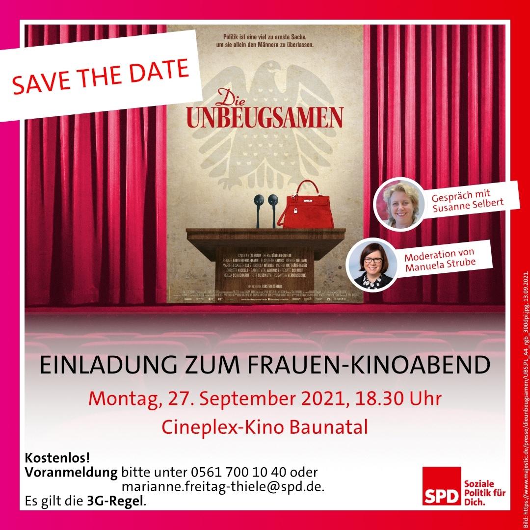 SPD-Kinoabend